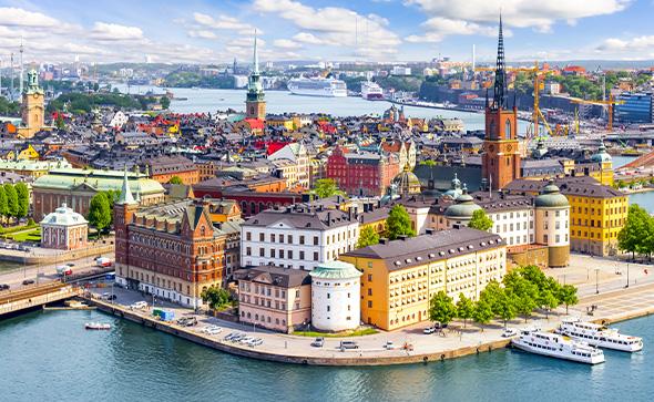 VISITES TOURISTIQUES A STOCKHOLM